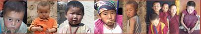 sos Tibet - adozione a distanza